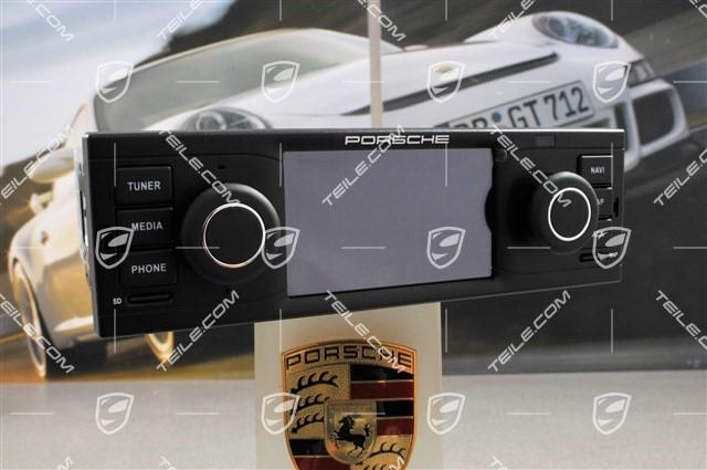Porsche Classic Radio Navigationssystem New 914 911 00 Radio Booster Cd Changer 91164529000 Teile Com