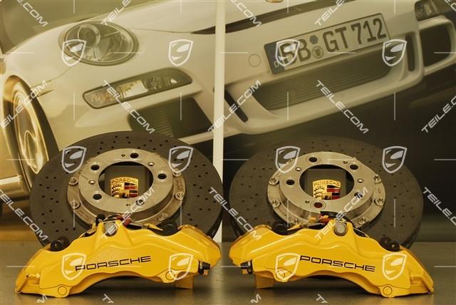 2x Bremsscheibe Vorne