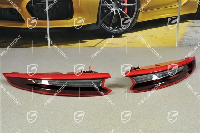 For Porsche 991 carrera 4 2012-2016 right hand side wing door mirror glass