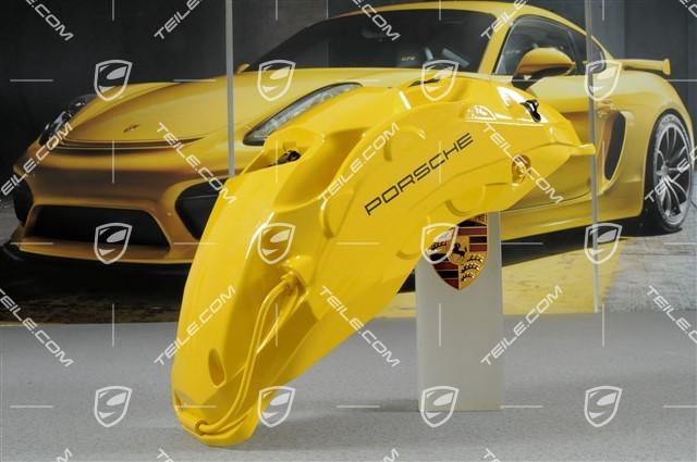 TEILE.COM | Fixed calliper, PCCB 20-inch, yellow, L / new / Panamera ...