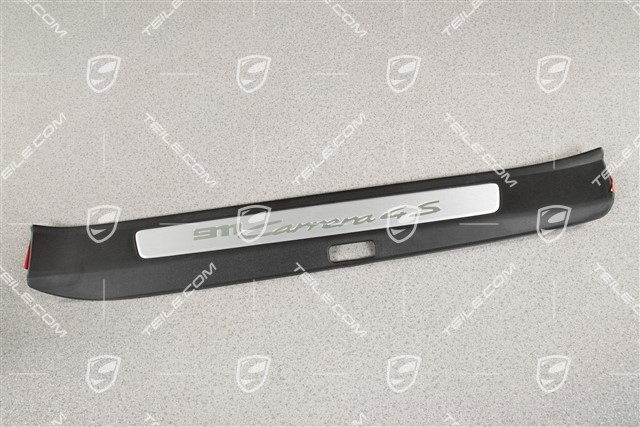 Inner Sill Cover Strip Black 9015514192870K /> 911 964 930