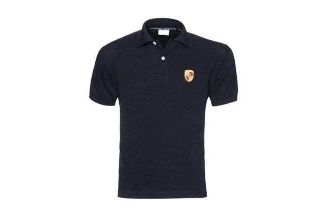 or porsche herren polo shirt xxxl 3xl 58 schwarz wappen 911 964 993 996 997 991 ebay. Black Bedroom Furniture Sets. Home Design Ideas