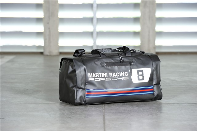 Teile Com Porsche Martini Sports Bag New Accessories