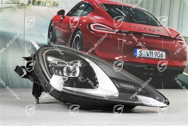 EXCELLENT USED ORIGINAL GENUINE PORSCHE 914 LEFT SIDE HEADLIGHT HEAD LIGHT MOTOR