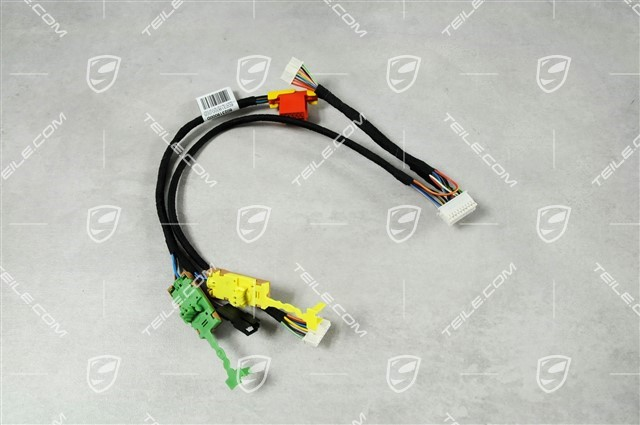 airbag wiring harness wiring harness new boxster 987 403 05 steering teile com  wiring harness new boxster 987