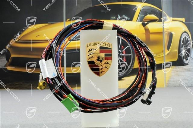 wiring harness multimedia interface