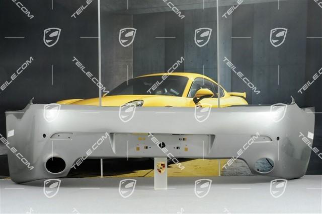 Vantage V8 Rear Bumper Usa Used Aston Martin 802 05 Rear Bumper 6g33 17k835 Dl Teile Com