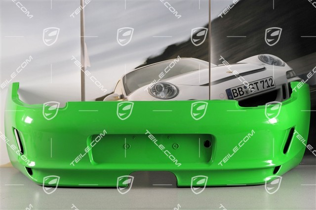 GT3 RS Rear bumper covering