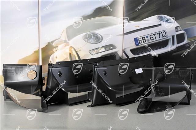 TEILE.COM | Sport Design Paket, Aero Kit Satz: Stoßstange vorne + ...