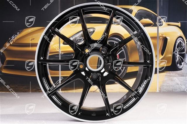 Porsche Boxster 987 2005-2011 Car Cover S Black Edition