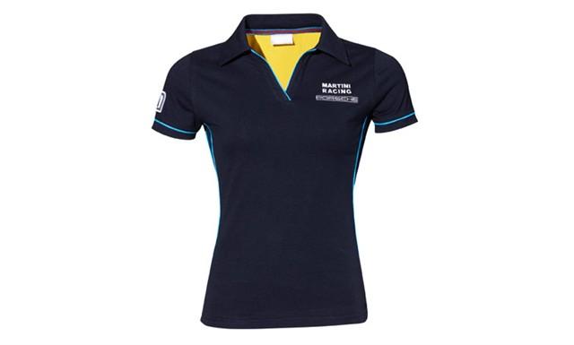 Martini Racing Porsche Driver/'s Selection Men/'s Rugby Shirt