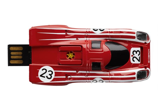 20 porsche 917 salzburg usb stick 8 gb racing collection. Black Bedroom Furniture Sets. Home Design Ideas