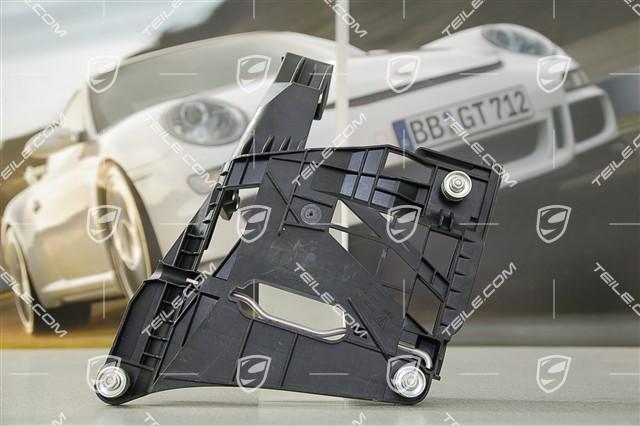 Porsche 987 Aufnahme Scheinwerfer R Montageplatte Light Tray 98763107401 NEU