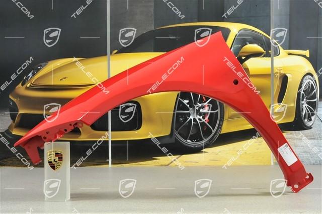 458 Spider Italia Fender Front L Used Ferrari 801 40 Wing 84082011 Teile Com