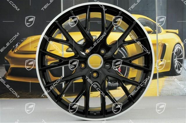 TEILE.COM | 21-inch wheel rim Panamera Sport Design, 10,5J x 21 ET71 ...