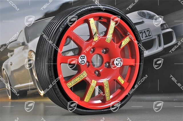 18 Inch Spare Wheel With Collapsible Tyre 6 5 B X Et28