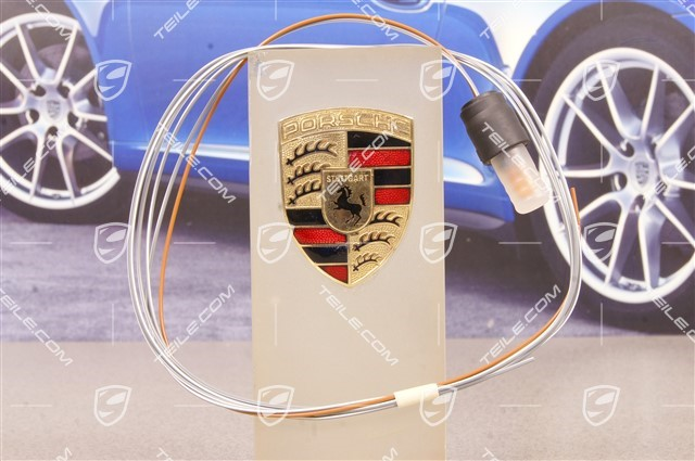 wiring harness for direction indicator light, inclusive bulb socket (incl   bulb)