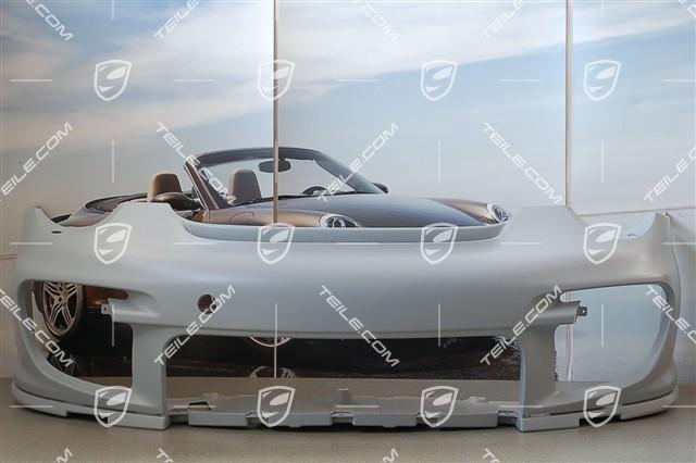 top orig porsche 997 gt2 gt2rs 2010 sto stange vorne mit swa l cher front bumper ebay. Black Bedroom Furniture Sets. Home Design Ideas