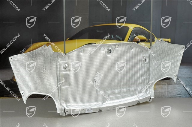 TEILE.COM | Rear underbody covering / new / Panamera 970 / 801-70 ...