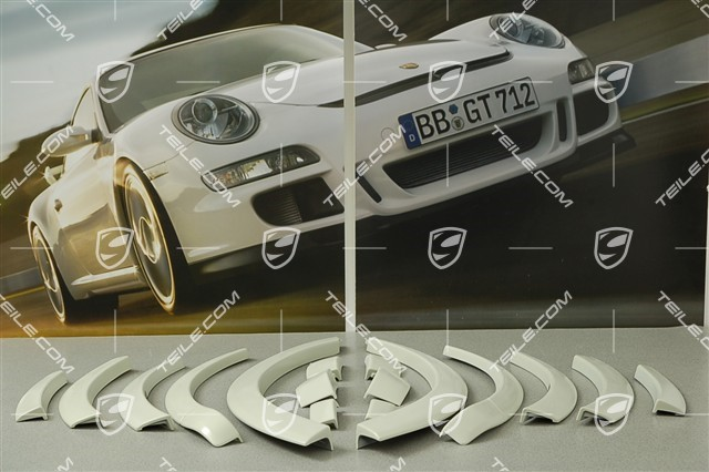TEILE.COM | Kotflügelverbreiterung für Fahrzeuge mit Schwellerblende ...