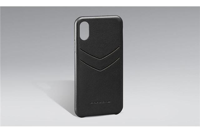 cozy fresh 34d4d c5cbe TEILE.COM | Snap-On Case leather iPhone X, black leather / new /  Accessories / B. Men Accessories / WAP0300250K