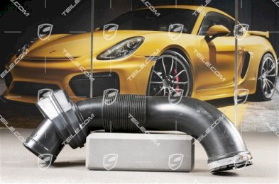 Genuine Porsche Panamera Throttle Body Gasket Sealing Throttle 94811014402