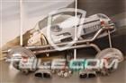 Sportowy układ wydechowy, zawiera sportowe rury wydechowe i podwójne osłony rur ze stali szlachetnej, Panamera S / 4S 97004420010