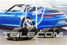 Końcówki rur wydechowych czarne, Panamera S/4S/S e-Hybrid/Turbo/Turbo S/4S Executive/Turbo Executive/Turbo S Ex.), komplet L+R 97004420026