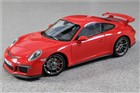 Porsche 911 (991) GT3, czerwony (indischrot), model w skali 1:18 WAP0210370E