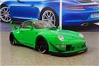 GT-Spirit Porsche 911 993 RWB, model w skali 1:18 GT074