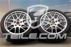 20  Koła letnie komplet RS Spyder, felgi przednie 9,5J x 20 ET65 + tylne 11J x 20 ET68 + opony letnie Michelin 255/40 ZR20 + 295/35 ZR20, z czujnikami 97004460246