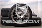 20  Komplet kół zimowych RS Spyder, felgi 9,5J x 20 ET65 + 10,5J x 20 ET65 + opony zimowe Continental 255/40 R20 + 285/35 R20, z czujnikami ciśnienia RDK 97004460090