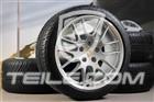 20  Komplet kół zimowych RS Spyder, felgi 9,5J x 20 ET65 + 10,5J x 20 ET65 + opony zimowe Michelin Pilot Alpin 3, 255/40 R20 + 285/35 R20, z RDK 97004460084