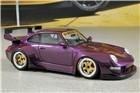 GT Spirit - Porsche 911 993 RWB, skala 1:18 GT727