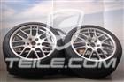 20  Komplet kół zimowych RS Spyder, felgi 9,5J x 20 ET65 + 10,5J x 20 ET65 + opony zimowe Continental 255/40 R20 + 285/35 R20, bez czujników ciśnienia RDK 97004460089
