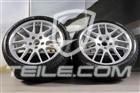 20  Komplet kół zimowych RS Spyder, felgi 9,5J x 20 ET65 + 10,5J x 20 ET65 + opony zimowe Pirelli, bez czujników ciśnienia 97004460035