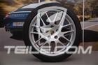 20  Koła letnie komplet RS Spyder, felgi przednie 9,5J x 20 ET65 + tylne 11J x 20 ET68 + opony letnie 255/40 ZR20 + 295/35 ZR20, z czujnikami ciśnieni 97004460244